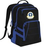 SPX ATC Varcity Backpack - Black/Royal (SPX-052-BK.SN-B1035-BROY-OS)