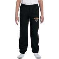FFC Gildan Youth Heavy Blend Sweatpants - Black (FFC-305-BK)