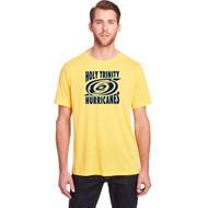 TCS Core 365 Men's Fusion ChromaSoft Performance T-Shirt- Campus Gold (TCS-109-GO)