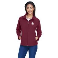 BCI Team 365 Women's Leader Soft Shell Jacket - Maroon (BCI-235-MA)