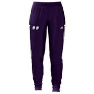 LHS Adidas Men's Team 19 Track Pant - Purple (LSH-102-PU.AD-DW6755)