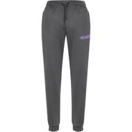 LSH Biz Collection Women's Hype Sports Pant - Grey Marle (LSH-209-GM)
