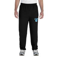 UGR Gildan Heavy Blend Men Sweatpants - Black (UGR-104-BK)