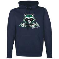 PGS ATC Men's Game Day Fleece Hooded Sweatshirt - Navy (PGS-106-NY)
