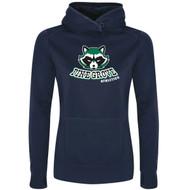 PGS ATC Women's Game Day Fleece Hooded Sweatshirt - Navy (PGS-206-NY)