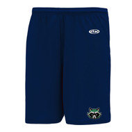 PGS Athletic Knit Men's Dryflex Shorts - Navy (PGS-109-NY)