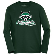 PGS ATC Youth Pro Team Long Sleeve Tee - Forest Green (PGS-303-FO)