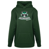 PGS ATC Youth Game Day Fleece Hooded Sweatshirt - Forest Green (PGS-306-FO)
