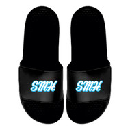 SMC Champion Slide Sandals - Black (SMC-052-BK)