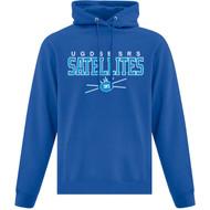 UGS ATC Men's Everyday Fleece Hooded Sweatshirt - Royal Blue (UGS-103-RO)