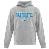 UGS ATC Men's Everyday Fleece Hooded Sweatshirt - Athletic Heather (UGS-103-AH)