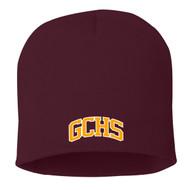 "GCS Sportsman - 8"" Knit Beanie - Maroon (GCS-053-MA.TE-SP08-MAR-OSFA)"
