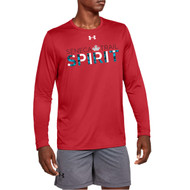 STS Under Armour Men's Long Sleeve Locker T-shirt 2.0 - Royal (STS-102-RE)