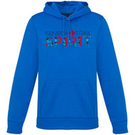 STS Ladies Hype Pull-On Hoodie - Royal Blue (Staff) (STS-205-RO)