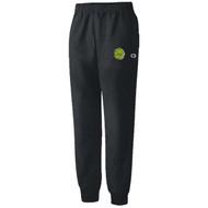 KCS Champion Unisex Fleece Jogger Pant with Pockets - Black (KCS-011-BK)