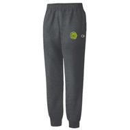 KCS Champion Unisex Fleece Jogger Pant with Pockets -  Heather Charcoal