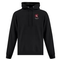 LOP ATC Adult Everyday Fleece Hooded Sweatshirt (Design 2) - Black (LOP-002-BK)
