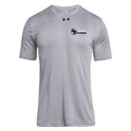 STA Under Armour Men's Locker T 2.0 Short sleeve - True Grey (STA-006-TG)