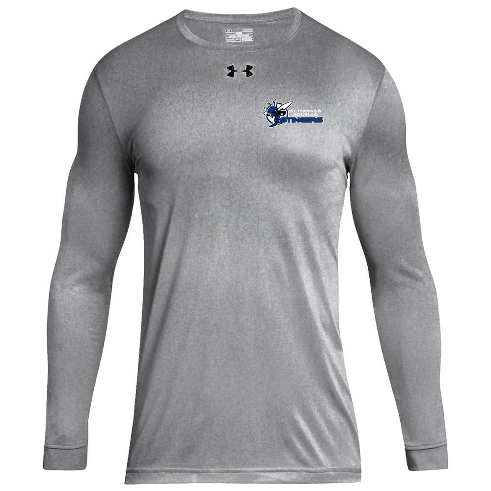Under Armour Men/'s Locker 2.0 Long Sleeve Shirt  Medium