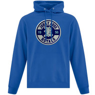 JFR ATC Everyday Fleece Hooded Sweatshirt - Royal (JFR-162-RO)