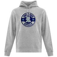 JFR ATC Everyday Fleece Hooded Sweatshirt - Athletic Heather (JFR-162-AH)