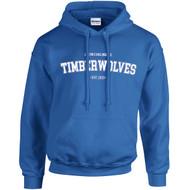 ALV Gildan Adult Heavy Blend Hooded Sweatshirt - Royal Blue (ALV-003-RO)