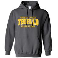 TSS Gildan Adult Heavy Blend Hooded Sweatshirt - Charcoal (TSS-043-CH)