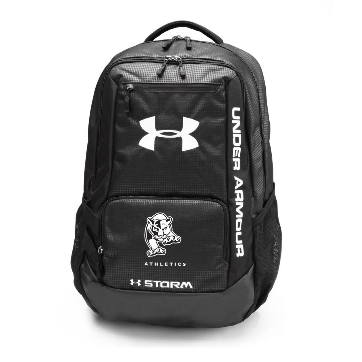 PHS Under Armour Hustle Backpack - Black  9f9bb1a574f84