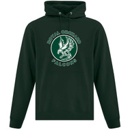 ROS ATC Men's Everyday Fleece Hooded Sweatshirt - Dark Green (ROS-109-DG)