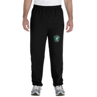 ROS Gildan Men's Heavy Blend Sweatpants - Black (ROS-114-BK)