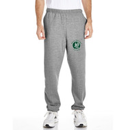 ROS Champion Men's Reverse Weave Pant With Pockets - Oxford Grey (ROS-115-OX)
