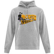 MAN ATC Men's Everyday Fleece Hooded Sweatshirt - Athletic Heather (MAN-101-AH)