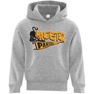 MAN ATC Youth Everyday Fleece Hooded Sweatshirt - Athletic Heather (MAN-301-AH)