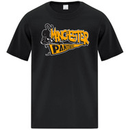 MAN ATC YOUTH Everyday Cotton T shirt - Black (MAN-302-BK)