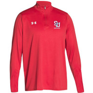 SJS Under Armour Adult Reflex Rival ¼ Zip Jacket - Red (SJS-030-RE)