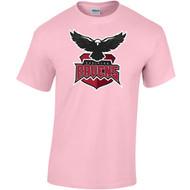 JRP Gildan Adult Heavy Cotton T-Shirt - Light pink (JRP-020-LP)