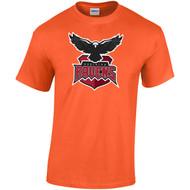 JRP Gildan Adult Heavy Cotton T-Shirt - Orange (JRP-020-OR)