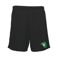 CGG BIZ COOL Youth 100% Polyester Mesh Breathable short - Black