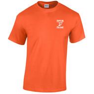 FCS Gildan Heavy Cotton Adult T-Shirt - Orange (FCS-010-OR)