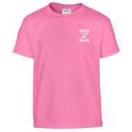 FCS Gildan Heavy Cotton Youth T-Shirt - Azalea