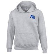 ABJ Gildan Youth 50/50 Hoodie - Sport Grey (ABJ-304-SG)