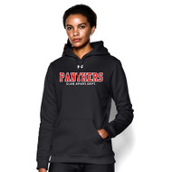 GPS Under Armour Women's Storm Fleece Hoody - Black