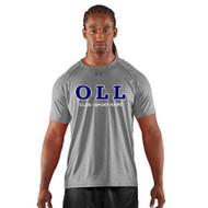 OLL Under Armour Short Sleeves Men's Locker Tee - Grey