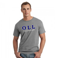 OLL Gildan SoftStyle Men's Cotton T-Shirt - Grey (OLL-014-GY)