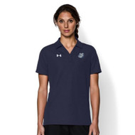 OLL Under Armour Women's Performance Polo - Navy (OLL-025-NY)