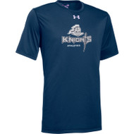 SJA Under Armour Men's Short Sleeve Locker 2.0 Tee - Navy (SJA-001-NY)