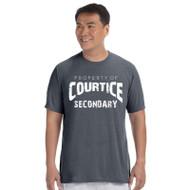 CSS Gildan Adult Performance T-shirt - Charcoal