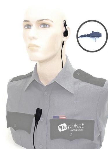 Pulsat EJ30 Commercial Series Earhook earpiece YPS-353