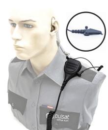 Pulsat Heavy Duty Speaker Mic KPS-552