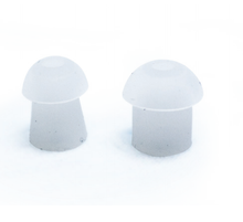 SOFT RUBBER EAR BUDS PAIR (Small / Large)